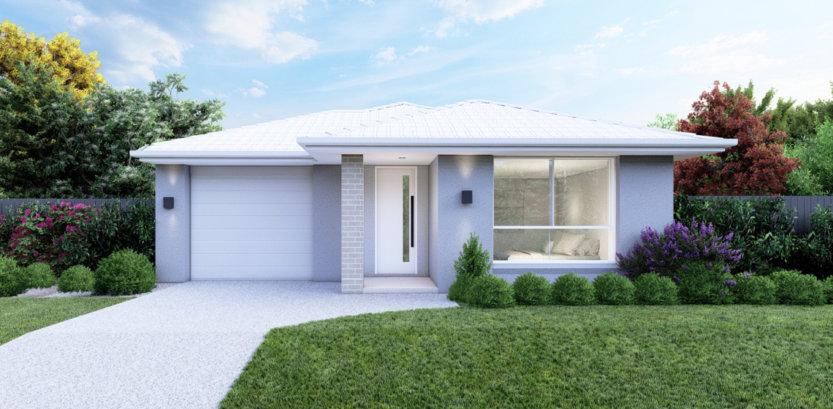 Luma Range Home Design with Classic + Façade